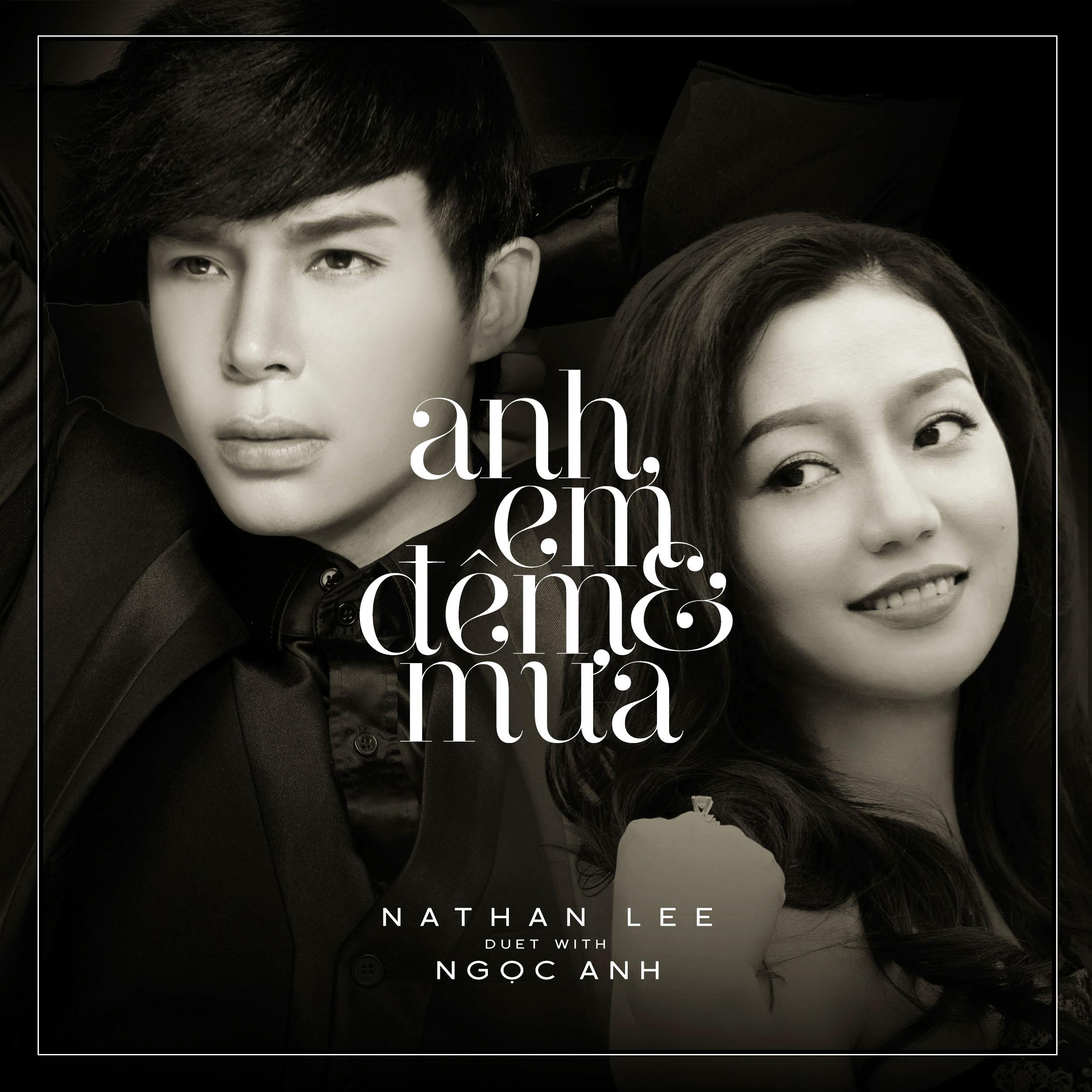 """Nathan Lee, Ngọc Anh """"kết đôi"""" sau Chinh phục đỉnh cao - Ảnh 1"""