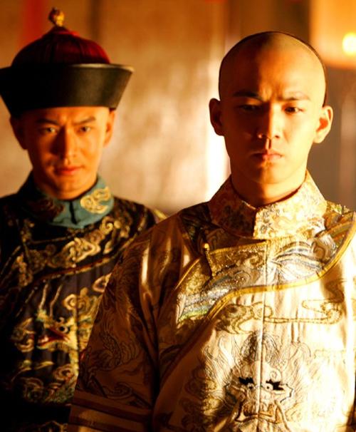 Những hoàng đế điển trai nhất trên màn ảnh Hoa ngữ - Ảnh 8