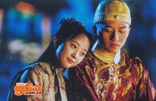 Những hoàng đế điển trai nhất trên màn ảnh Hoa ngữ - Ảnh 7
