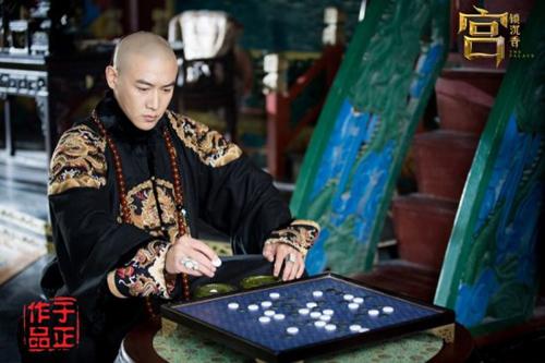 Những hoàng đế điển trai nhất trên màn ảnh Hoa ngữ - Ảnh 16