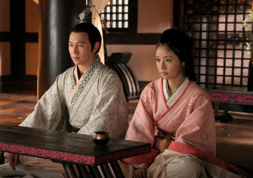 Những hoàng đế điển trai nhất trên màn ảnh Hoa ngữ - Ảnh 6