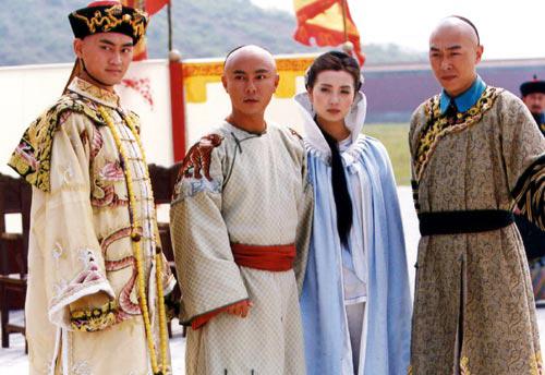 Những hoàng đế điển trai nhất trên màn ảnh Hoa ngữ - Ảnh 9