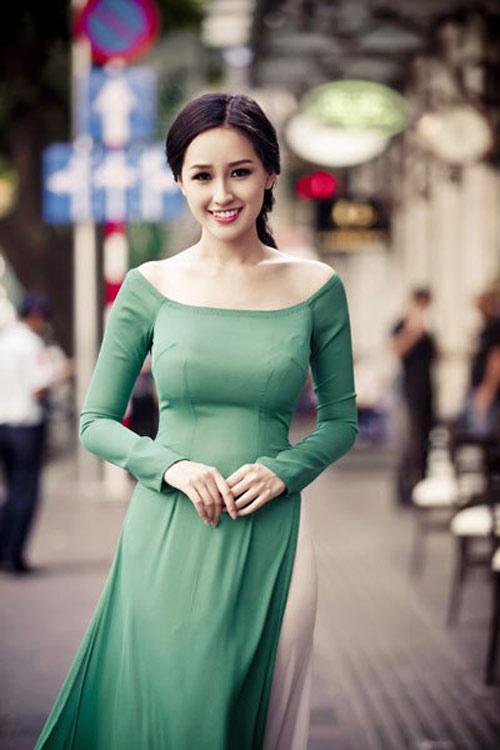 """Hoa hậu Mai Phương Thúy đạt ngưỡng chiều cao """"khủng"""" 1m88  - Ảnh 5"""