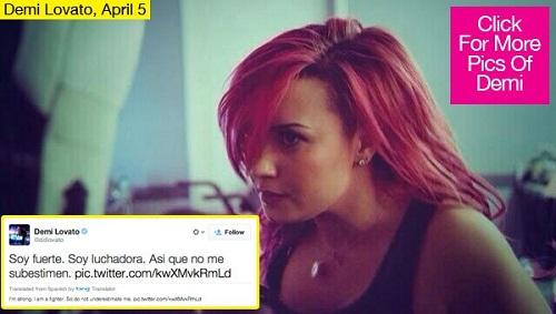 Demi Lovato: Không muốn tức giận về ảnh nóng thì đừng chụp chúng! - Ảnh 1