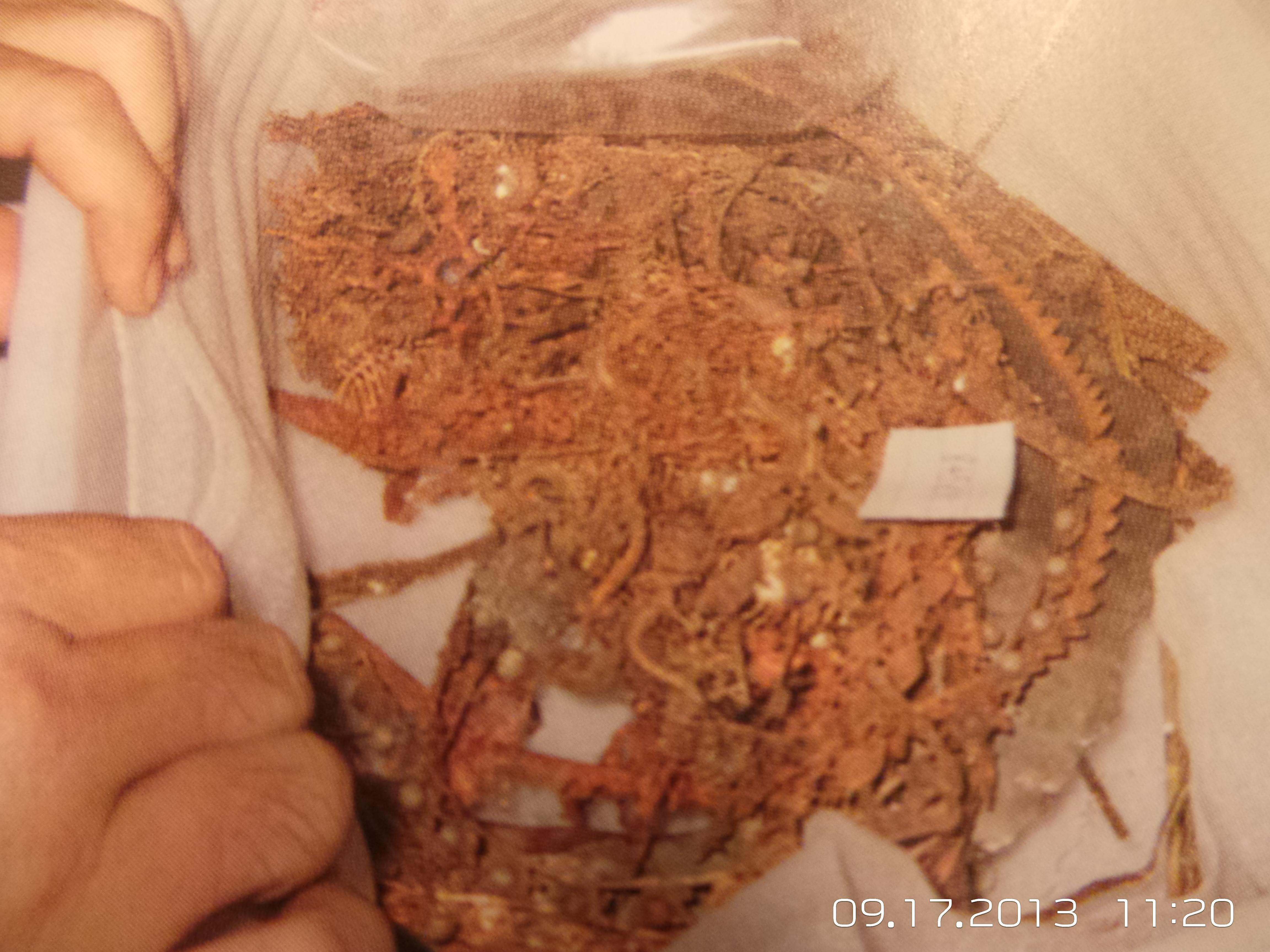 Lần đầu tiết lộ bí mật về chiếc mũ thiết triều vua nhà Nguyễn - Ảnh 1