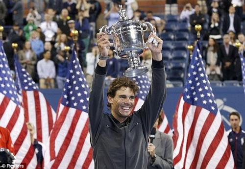 Tin thể thao ngày 16/10: Nadal sắp bỏ túi thêm 2 triệu USD - Ảnh 1