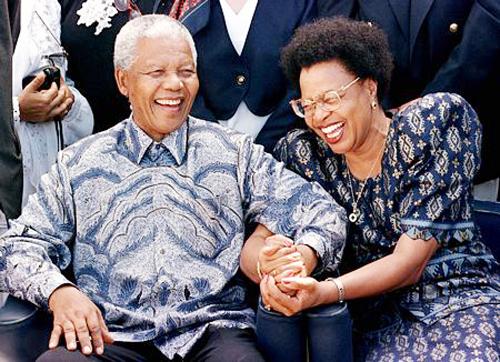Chuyện chưa biết về 3 người vợ của cố tổng thống Nelson Mandela  - Ảnh 3