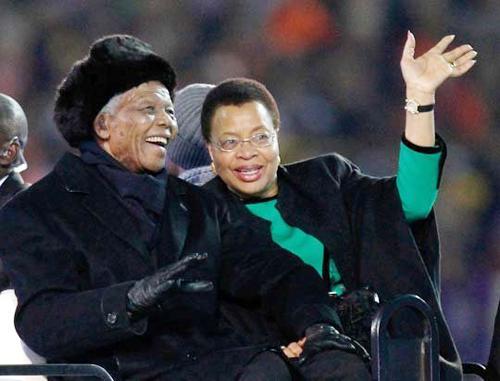 Chuyện chưa biết về 3 người vợ của cố tổng thống Nelson Mandela  - Ảnh 4
