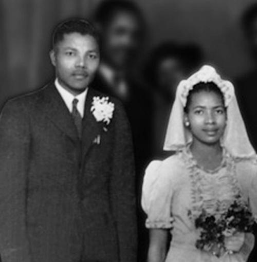Chuyện chưa biết về 3 người vợ của cố tổng thống Nelson Mandela  - Ảnh 1