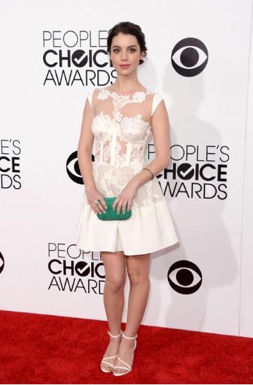 Sao Hollywood khoe sắc trên thảm đỏ People's Choice Awards - Ảnh 9