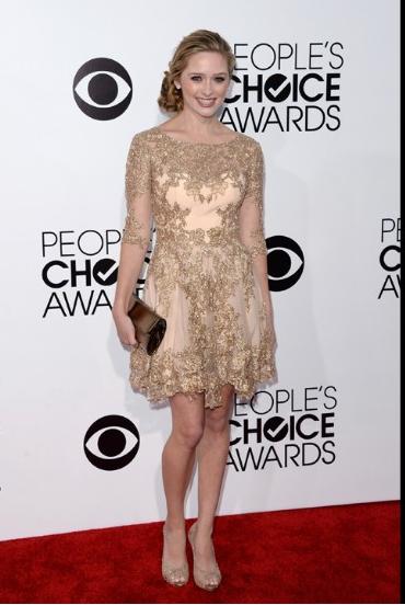 Sao Hollywood khoe sắc trên thảm đỏ People's Choice Awards - Ảnh 4