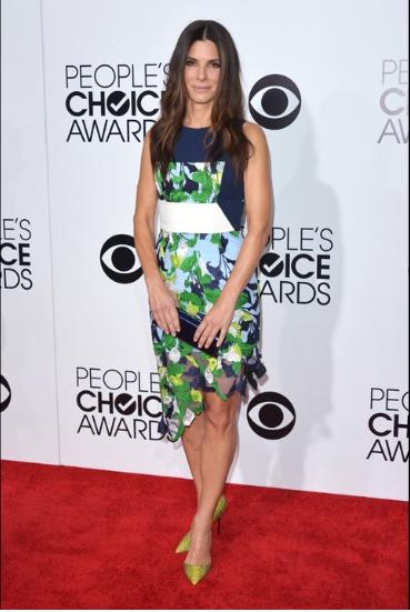Sao Hollywood khoe sắc trên thảm đỏ People's Choice Awards - Ảnh 10