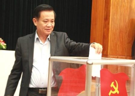 Giới thiệu ông Nguyễn Xuân Anh làm Phó Bí thư Đà Nẵng - Ảnh 1