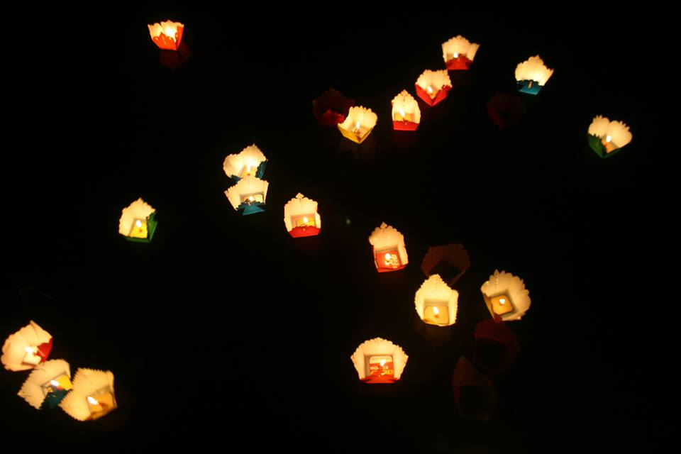 Hội An lung linh trong Tết Nguyên Tiêu và ngày lễ tình nhân - Ảnh 7