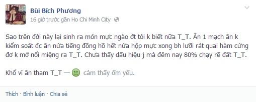 Facebook sao 24h: Xuân Lan hãnh diện về Hoàng Thùy - Ảnh 5
