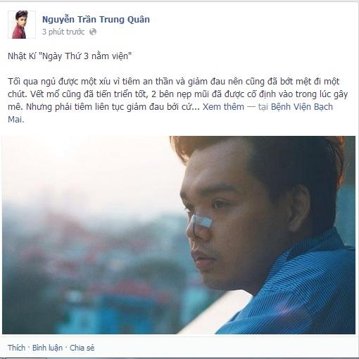 Facebook sao 24h: Xuân Lan hãnh diện về Hoàng Thùy - Ảnh 9
