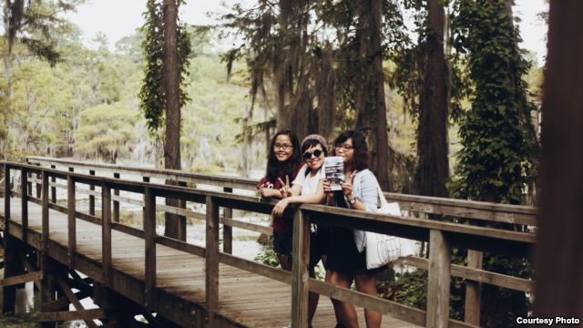 Trò chuyện cùng 3 cô gái Việt viết sách về nước Mỹ - Ảnh 1