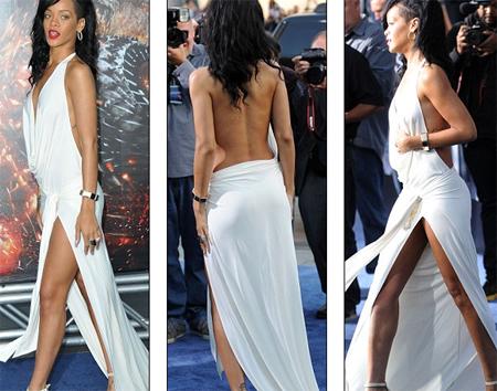Những hình ảnh gây nhức mắt của Rihanna - Ảnh 5