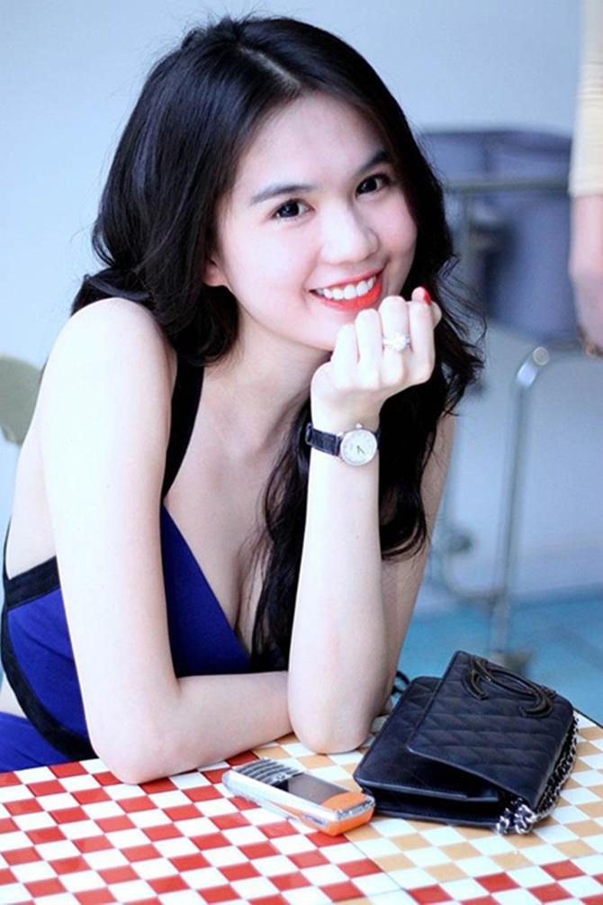 Những danh hiệu hài hước của người đẹp Việt - Ảnh 4