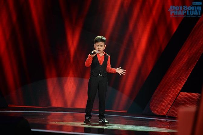 Giọng hát Việt nhí: Cẩm Ly tha thiết có được 'quý tử' - Ảnh 1