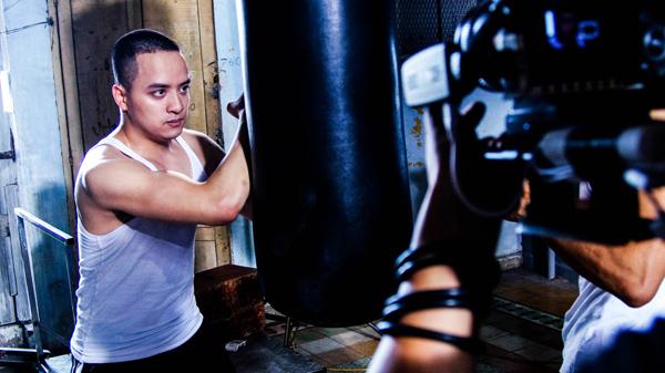 Hồ Ngọc Hà, Cao Thái Sơn đua nhau làm võ sĩ boxing  - Ảnh 2