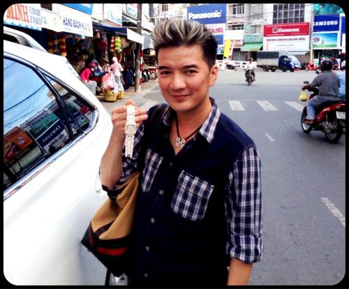 Sao Việt và những lần bị trộm, cướp mất trăm triệu đồng - Ảnh 2