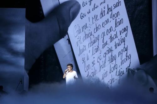 Clip: 2 ca khúc khiến Hồ Ngọc Hà rơi lệ trong Nhân tố bí ẩn - Ảnh 3