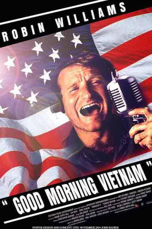 Những bộ phim xuất sắc nhất của Robin Williams - Ảnh 1