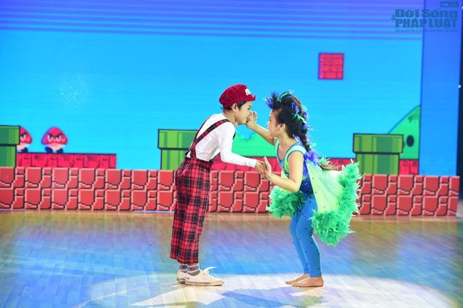 Bước nhảy hoàn vũ nhí tập 2 vòng đối đầu: GK ngả mũ vì thí sinh - Ảnh 8