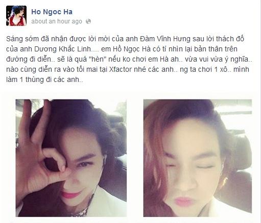 Hà Hồ, Mr Đàm sẽ đổ nước đá lên đầu trên sân khấu X-Factor? - Ảnh 5
