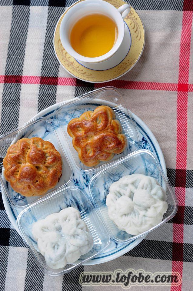 Hot girl ngọt ngào làm bánh Trung thu handmade - Ảnh 3