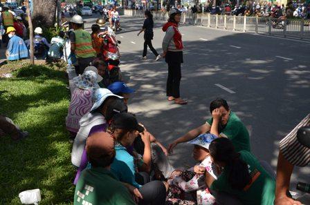 Tp.Hồ Chí Minh: Cháy khách sạn 5 sao Pullman Saigon - Ảnh 5