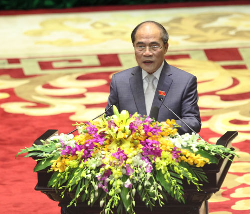 Thủ tướng Nguyễn Tấn Dũng: Tham nhũng vẫn còn nghiêm trọng - Ảnh 3