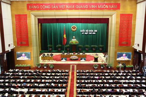 Thủ tướng Nguyễn Tấn Dũng: Tham nhũng vẫn còn nghiêm trọng - Ảnh 2