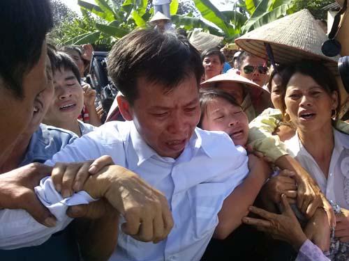 Vụ án oan 10 năm ở Bắc Giang: Hàng xóm nói gì? - Ảnh 1
