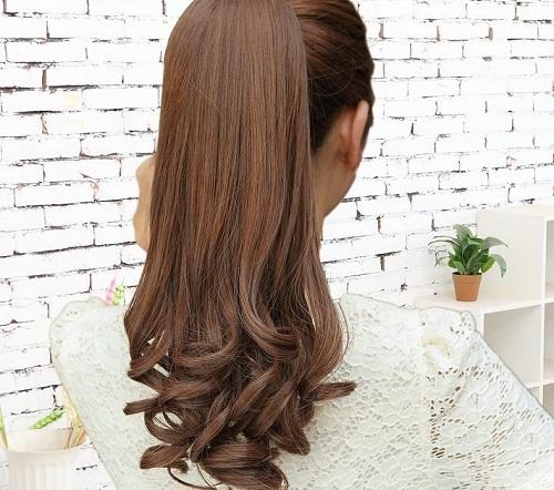 3 mẹo hay để chị em công sở có mái tóc xoăn bóng đẹp như Sao - Ảnh 2