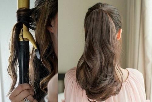 3 mẹo hay để chị em công sở có mái tóc xoăn bóng đẹp như Sao - Ảnh 1