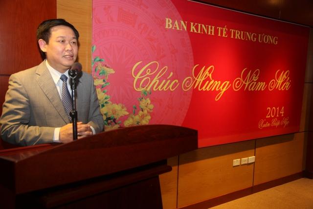 Bộ Chính trị bổ nhiệm 5 Phó Trưởng Ban Kinh tế Trung ương - Ảnh 2