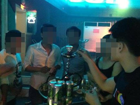 Giới trẻ Vũng Tàu đốt đời trong khói shisha - Ảnh 2