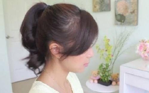 Những kiểu búi tóc mới lạ cho chị em đêm Valentine - Ảnh 5