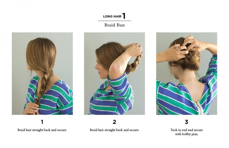 Những kiểu búi tóc mới lạ cho chị em đêm Valentine - Ảnh 14