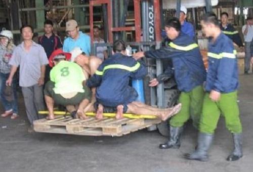 Ngạt khí mêtan 2 công nhân chết thảm, 4 người nguy kịch - Ảnh 3