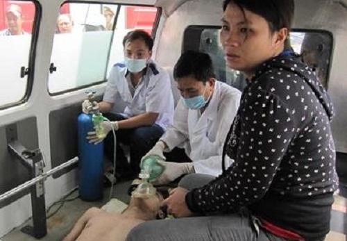 Ngạt khí mêtan 2 công nhân chết thảm, 4 người nguy kịch - Ảnh 4
