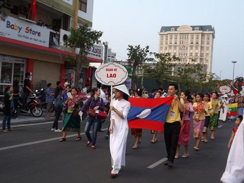 Festival Huế 2014: Văn hóa năm châu hội tụ về miền đất Cố đô - Ảnh 5