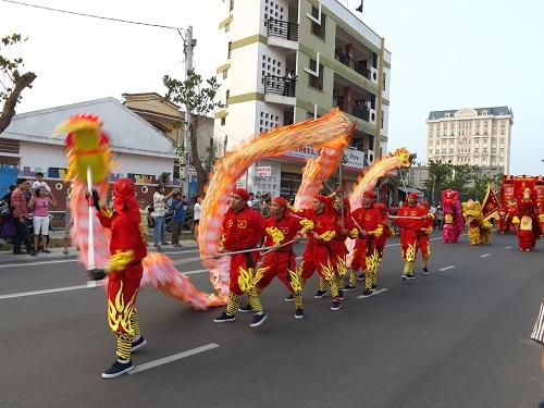 Festival Huế 2014: Văn hóa năm châu hội tụ về miền đất Cố đô - Ảnh 9