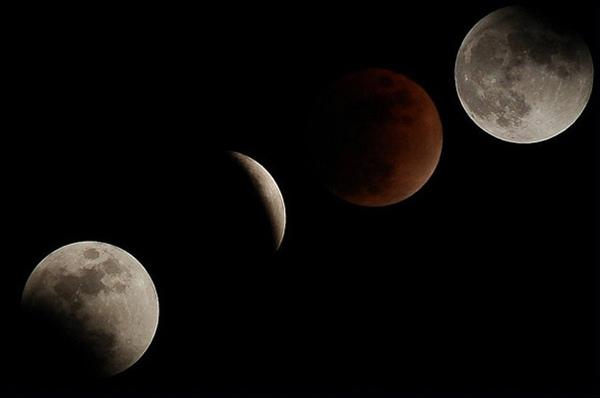 """Hiện tượng """"Mặt Trăng Máu"""" sẽ xuất hiện ngày hôm nay - Ảnh 2"""