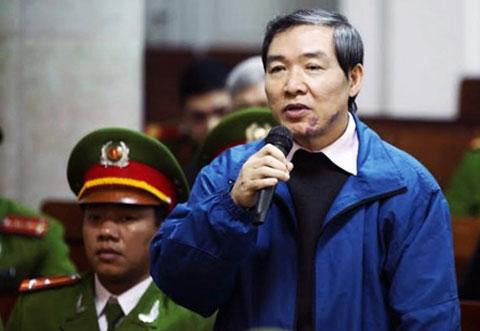 Vợ chồng Dương Chí Dũng làm thơ trước phiên tòa phúc thẩm - Ảnh 1