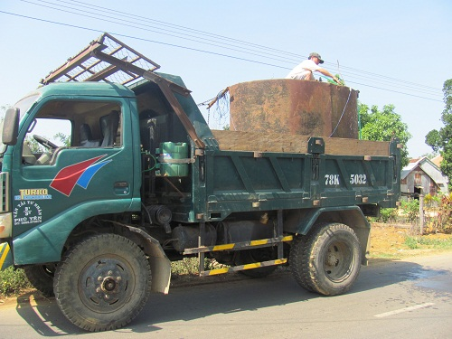 Phú Yên: Người dân phải mua nước với giá 100 nghìn đồng/m3 - Ảnh 2
