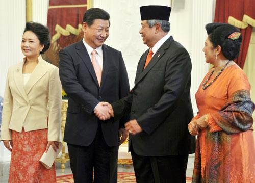 Trung Quốc từng bước tiếp cận ASEAN  - Ảnh 1