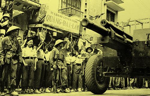 Kỉ niệm 59 năm ngày Giải phóng Thủ đô: Hà Nội xưa và nay - Ảnh 5